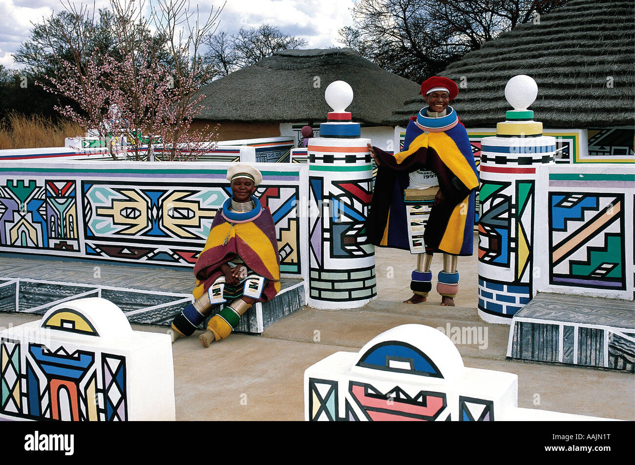 Bronkhorstspruit South Africa  City pictures : ... Photo Ndebele Cultural Village Bronkhorstspruit Gauteng South Africa