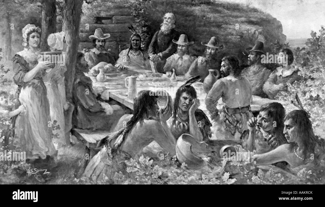 pilgrims first thanksgiving The event that americans commonly call the first thanksgiving was celebrated by the pilgrims after their first harvest in the new world in october 1621.