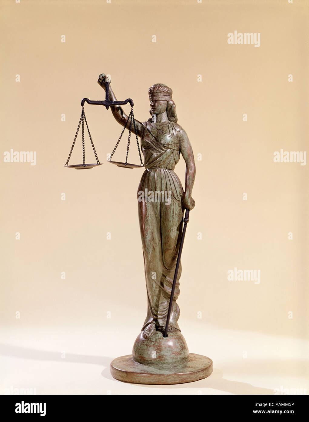 Statue of blind justice holding scales symbolic of legal system statue of blind justice holding scales symbolic of legal system government buycottarizona