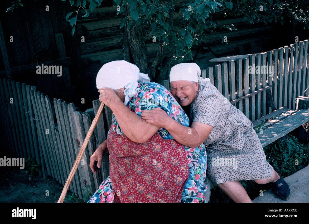Woman Laughing Beautiful Russian Woman 74