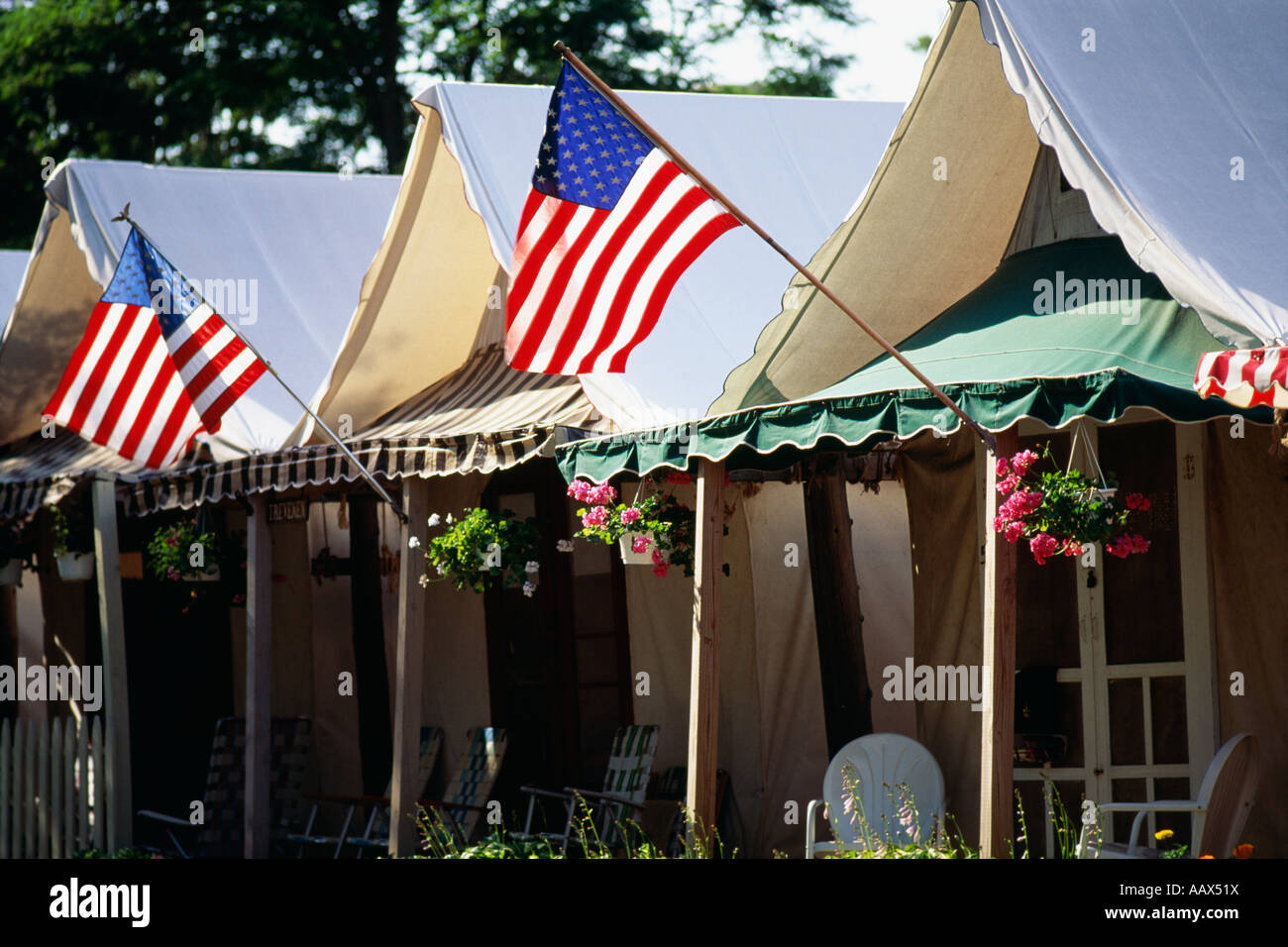 Tent C& houses Ocean Grove NJ & Tent Camp houses Ocean Grove NJ Stock Photo Royalty Free Image ...
