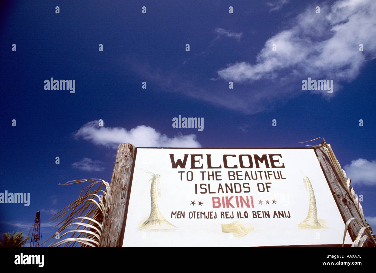 Bikini atoll history ass