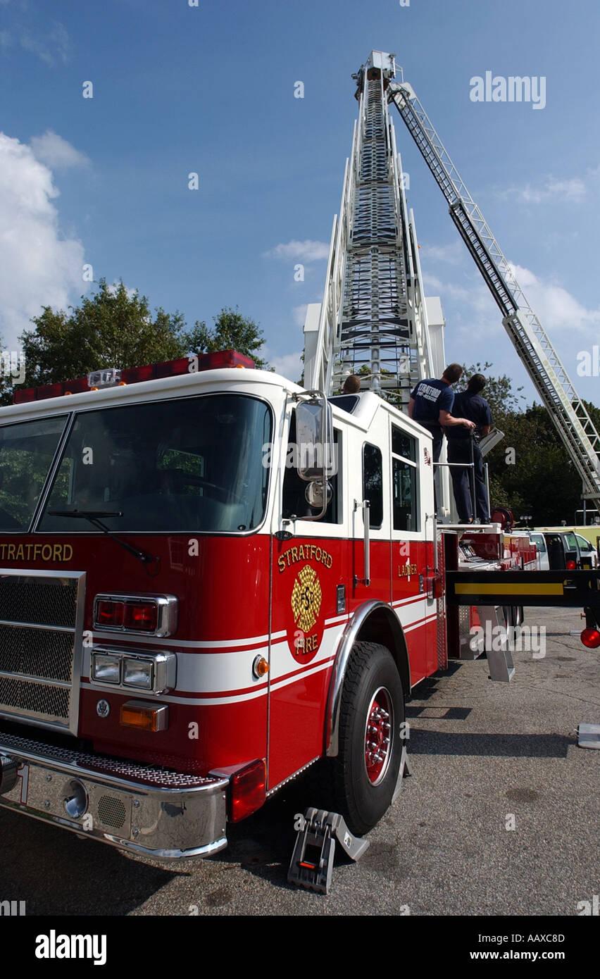 Ladder Truck Extended