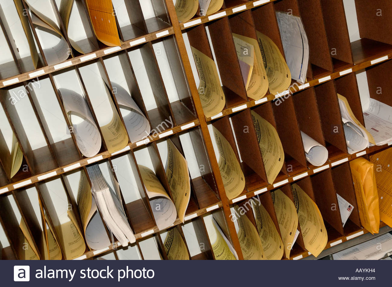 Great Office Mail Slots Boxes Room