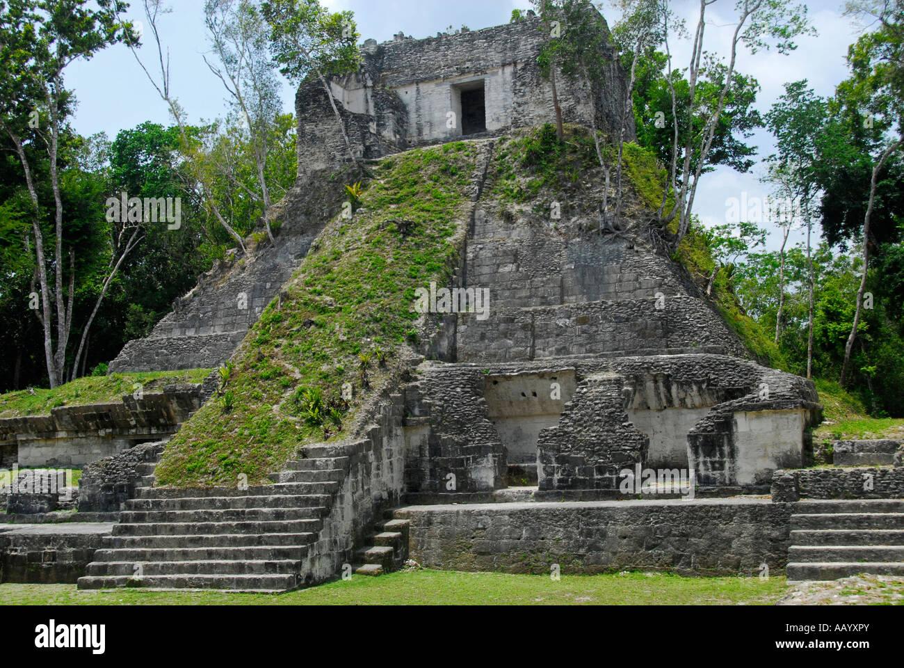 Naranjo Ruins