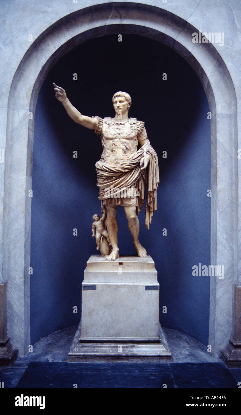 augustus of prima porta essay example The augustus of prima porta is one of the most important and well preserved portraits of the roman emperor augusts - in the braccio nuovo, vatican museums.