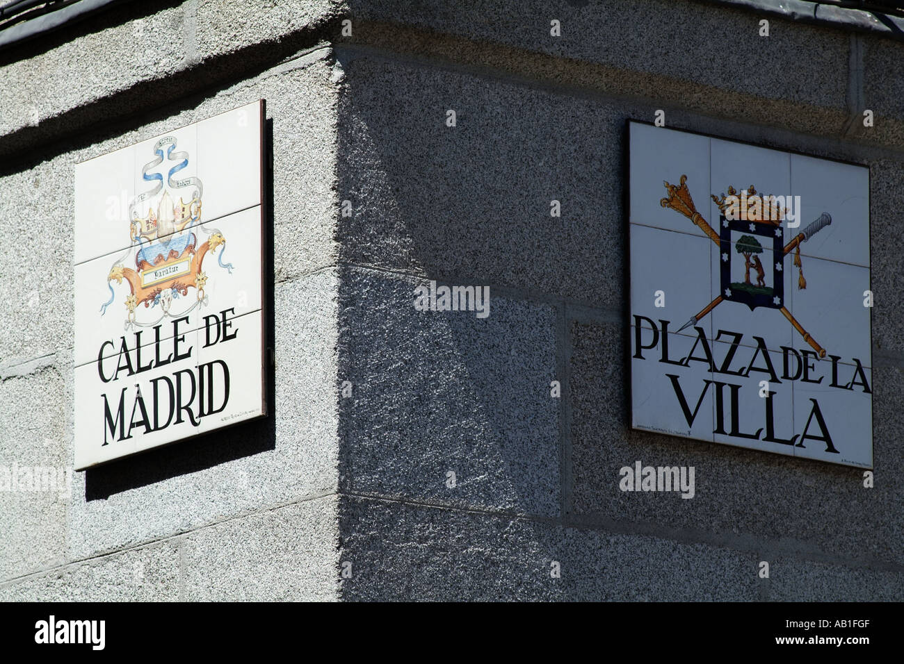 Spanish street name made up of ceramic tiles spain europe eu spanish street name made up of ceramic tiles spain europe eu dailygadgetfo Gallery