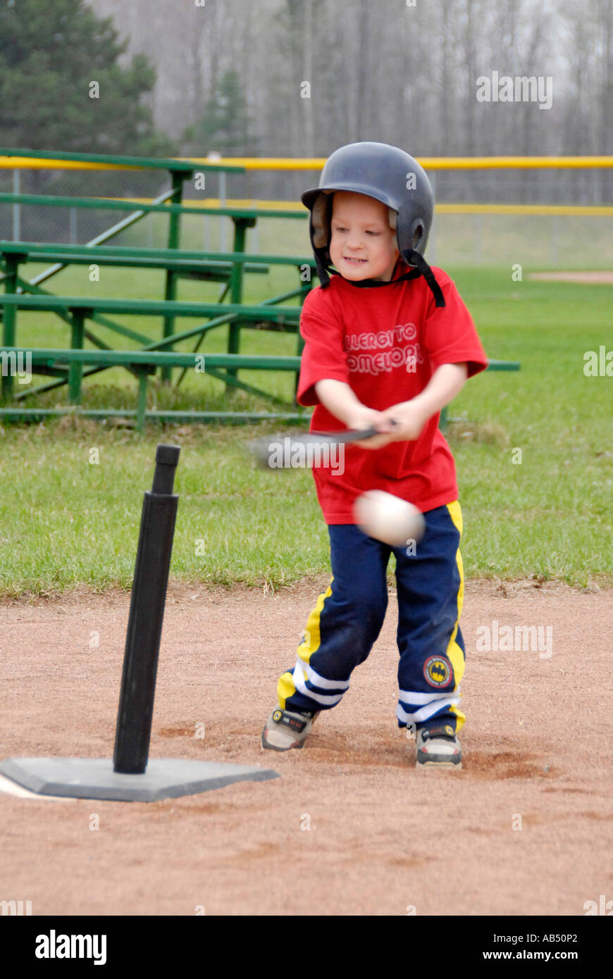 how to play t ball instructions