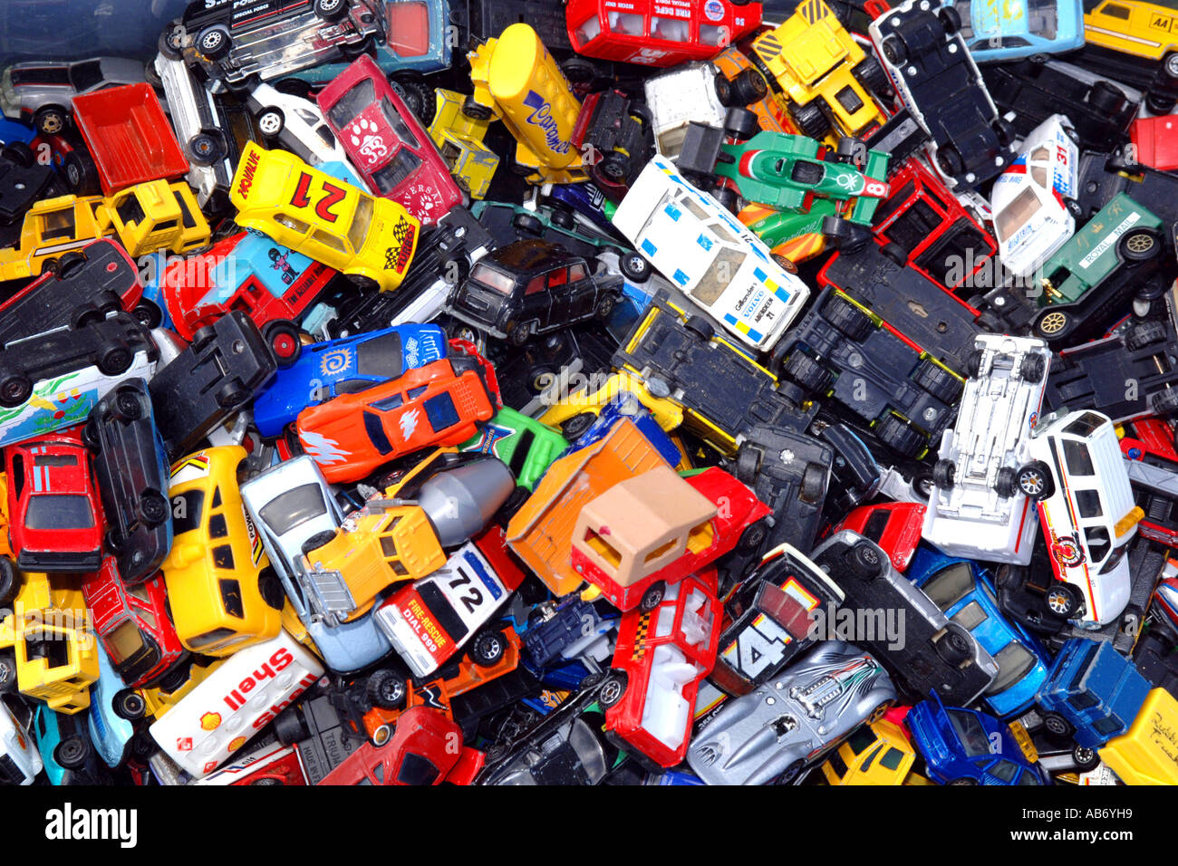 Used Plastic Model Cars For Sale