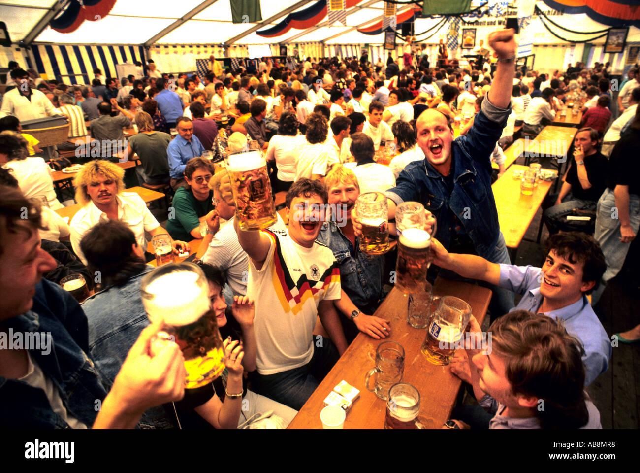 party in deutschland