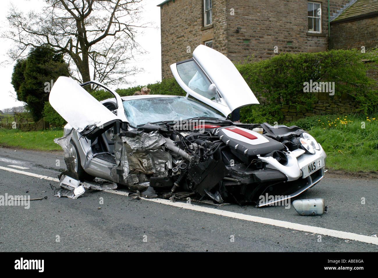 Car Crash House Sheffield