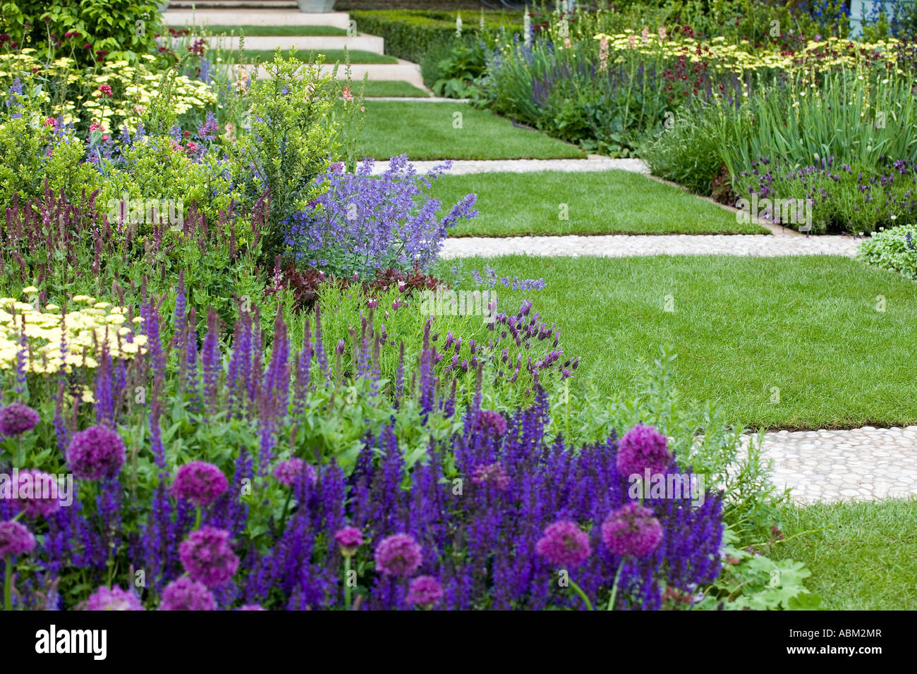 RHS CHELSEA FLOWER SHOW 2007 Stock Royalty Free Image Alamy