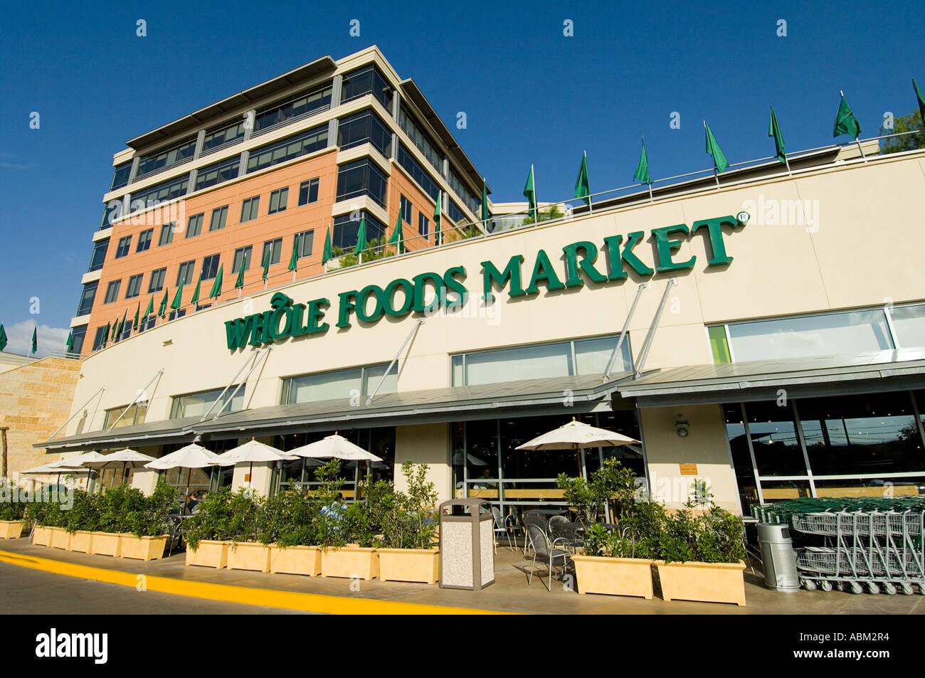 Whole Foods Headquarters Austin
