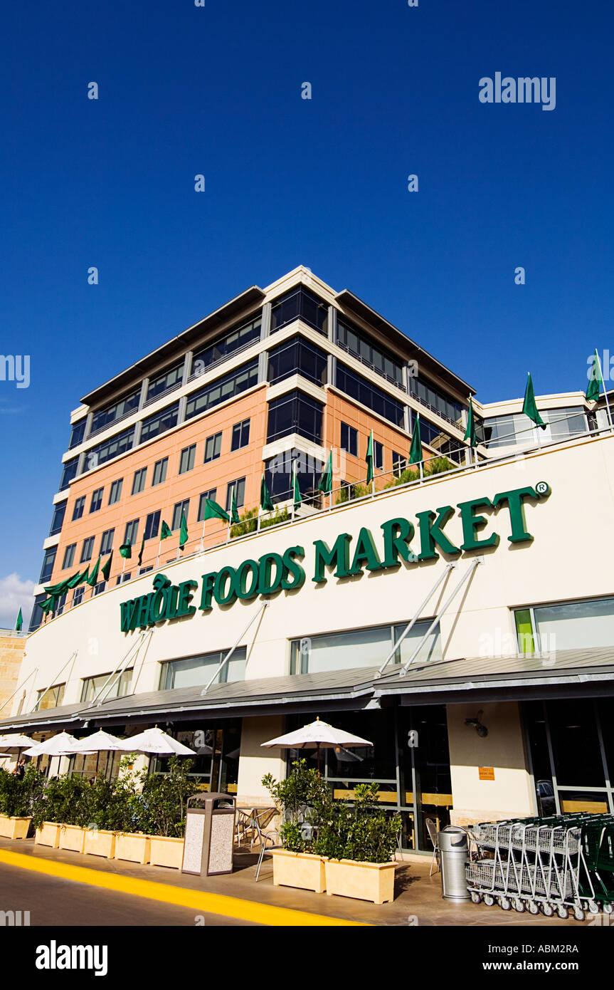 Patrick Whole Foods Austin