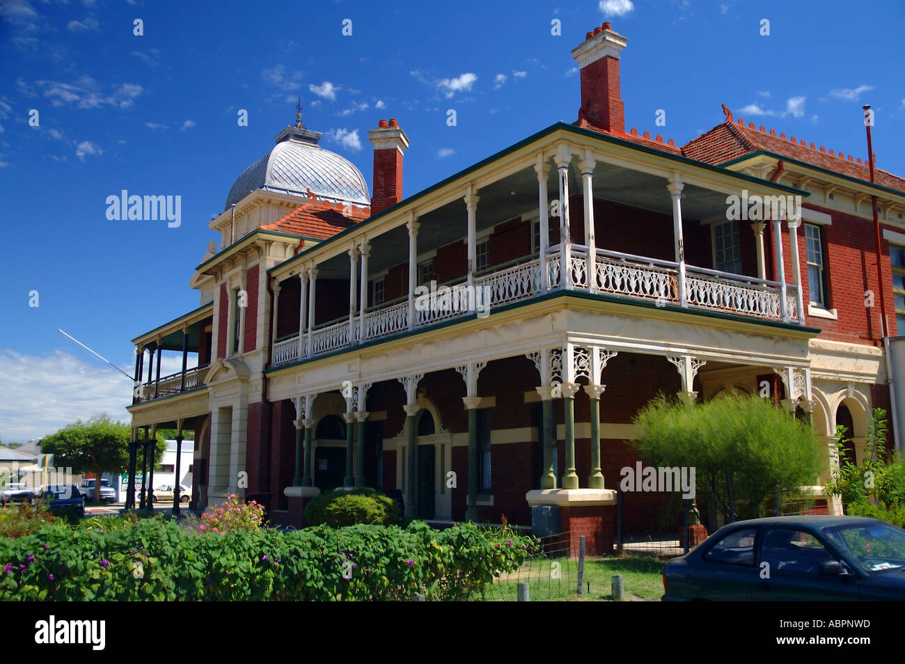 Traditional Colonial Style Architecture Of The Old Peninsula Tavern Maylands Perth Western Australia No PR