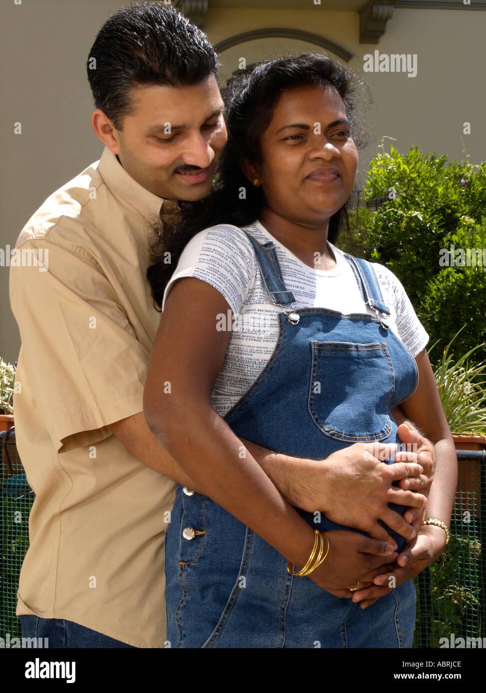 Sri lankan pregnant 6 months shaved 9