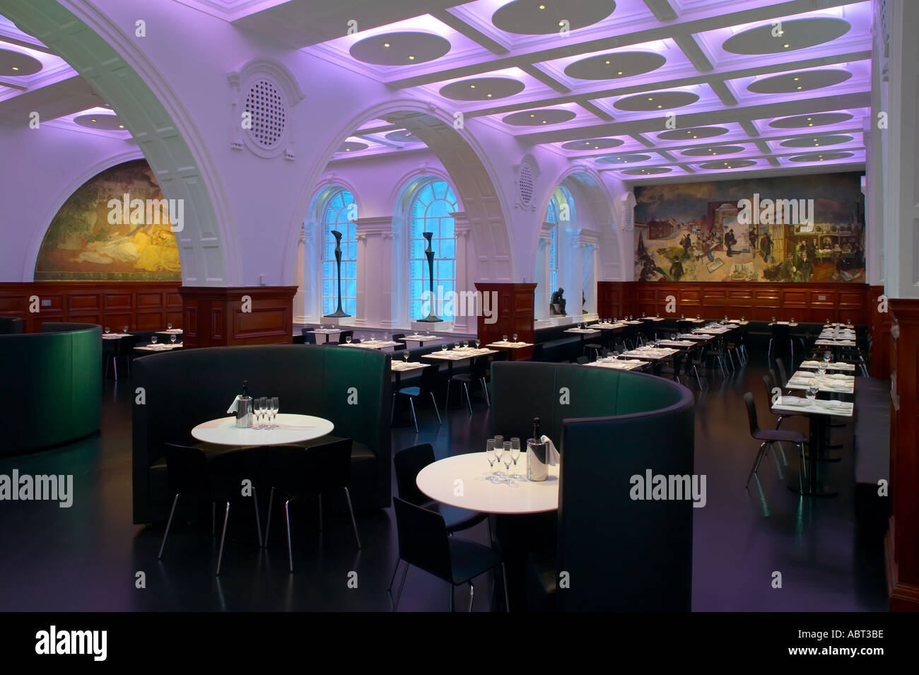 royal academy of arts restaurant, burlington house, london