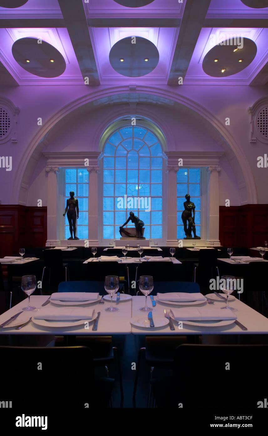 royal academy of arts restaurant, burlington house, london