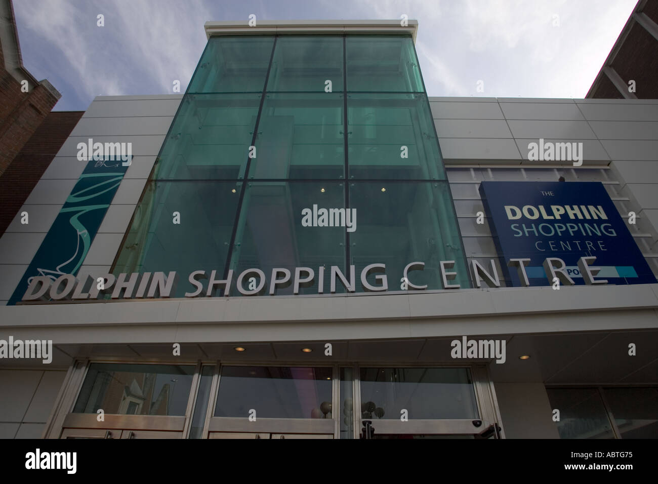 Dolphin Shopping Centre Poole