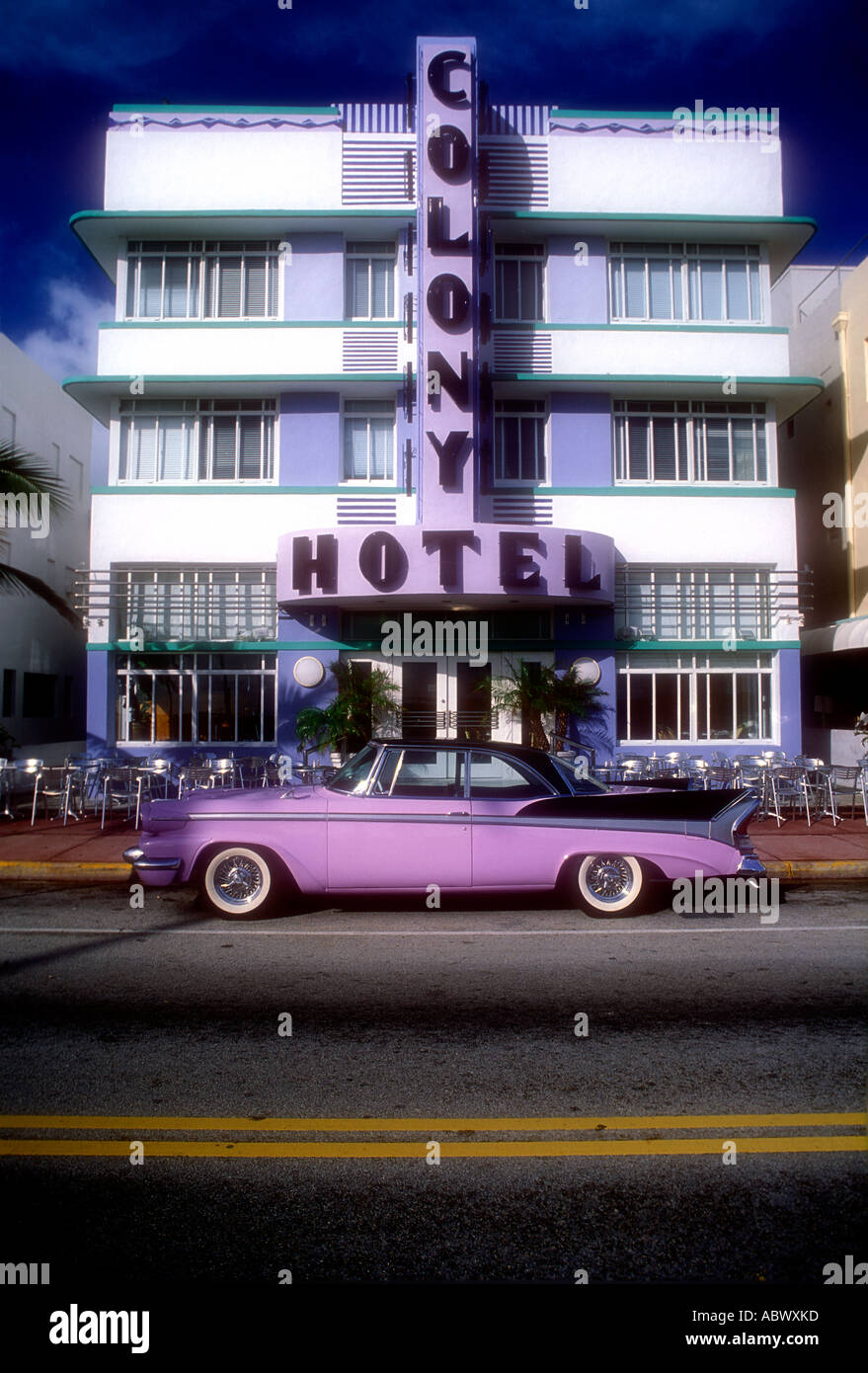 Colony Hotel Miami Beach