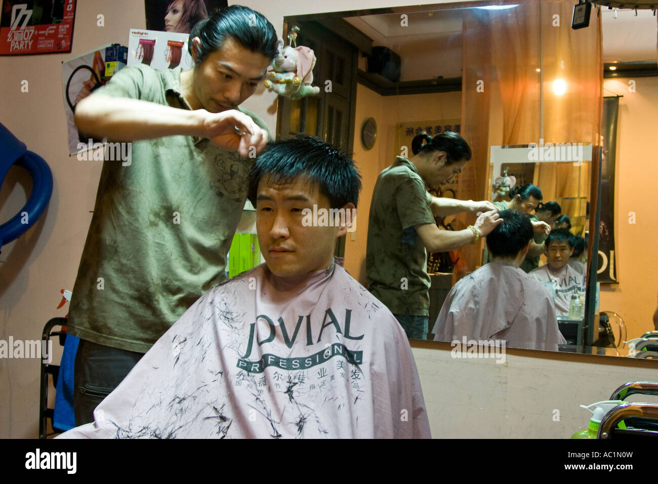 Shanghai Hair