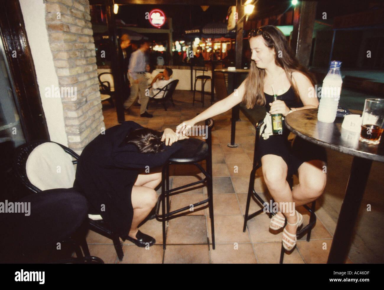 drunk girls CLUB 18 30 DRINKING BOOZING PARTYING DRUNK GIRLS