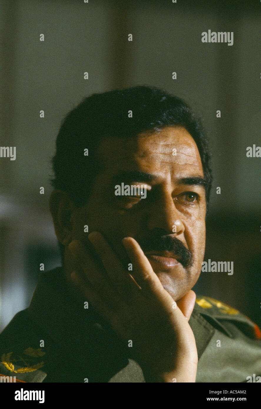 Gulf War - Wikipedia Saddam hussein photo gallery image