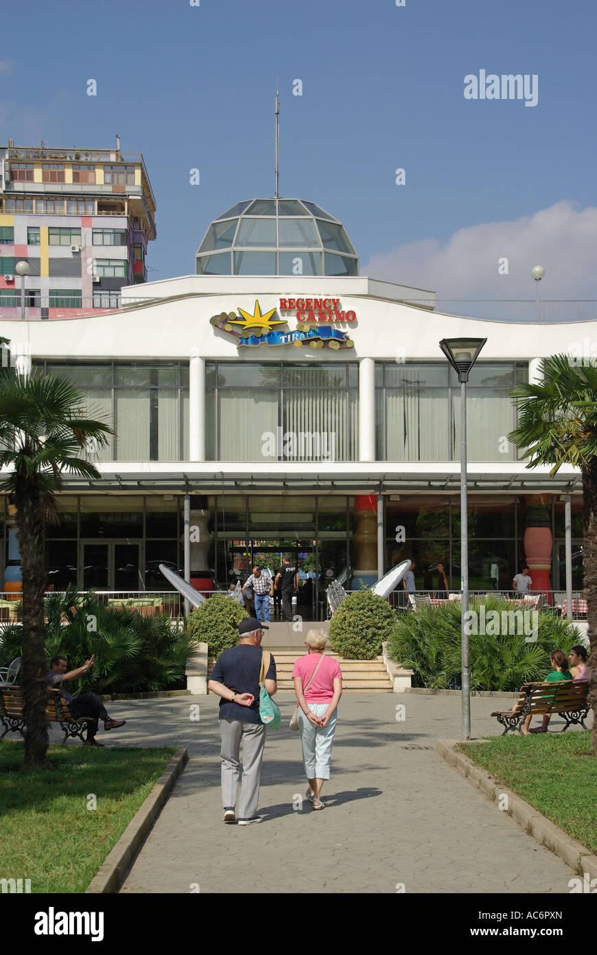 Regency casino albania casino estoril portugal