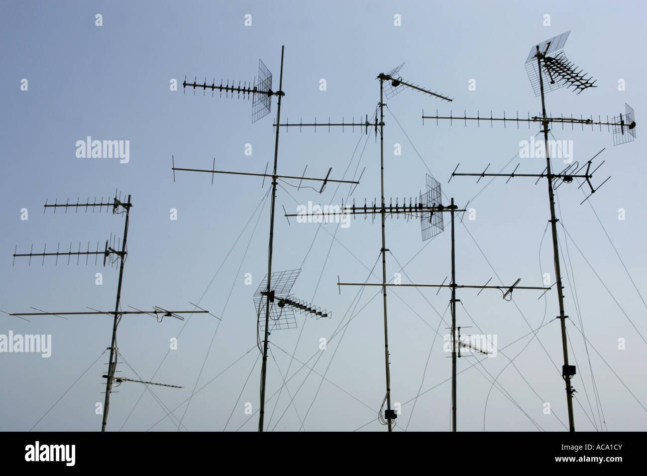 Roof Antennas