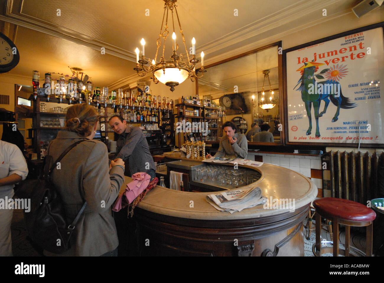 Cafe Au Petit Fer A Cheval Paris