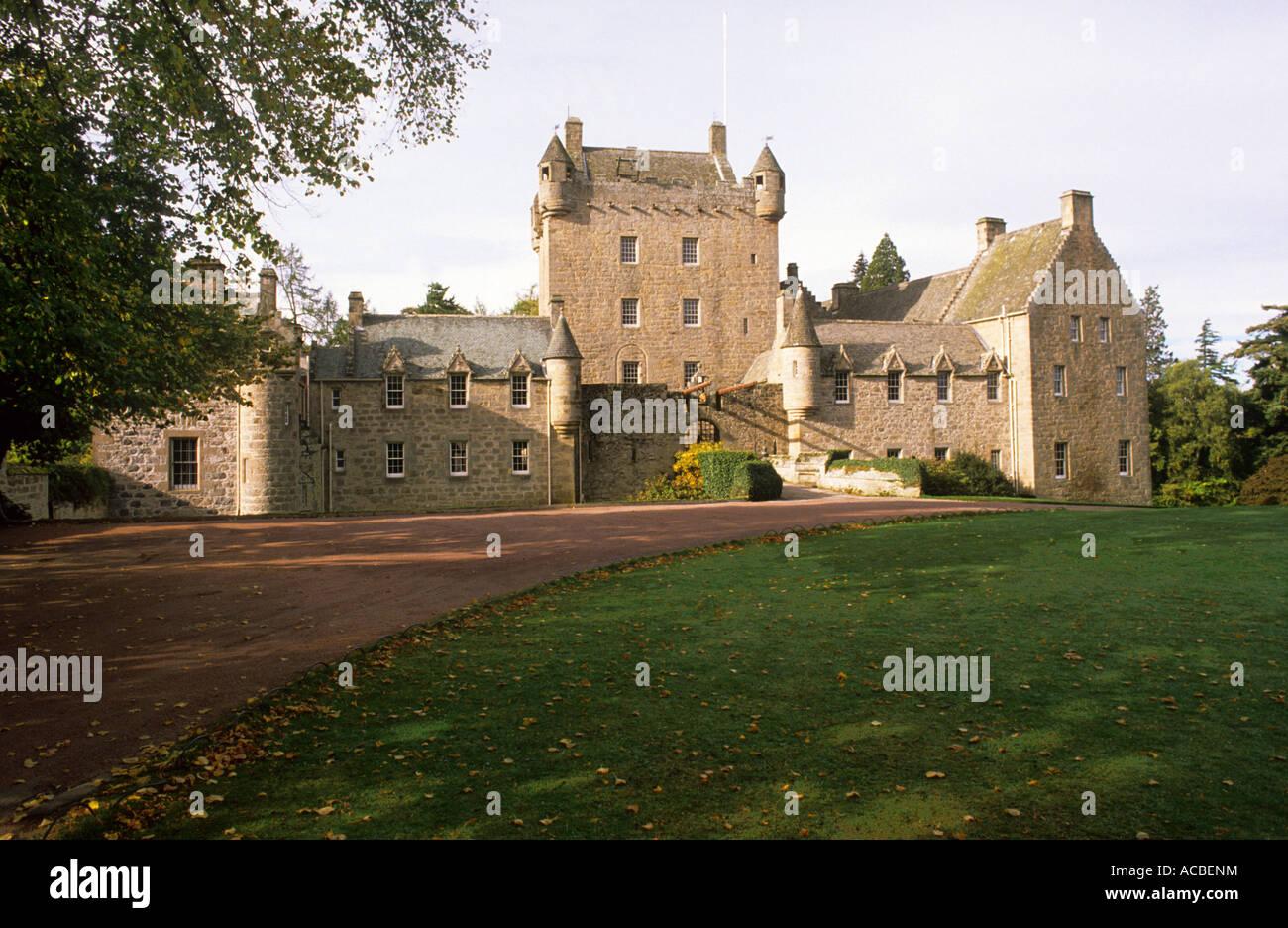 Cawdor Castle, Highland Region, Scotland, UK, Scottish ...