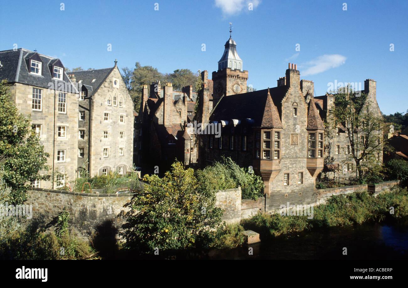 Dean village edinburgh scotland uk travel scottish for Travel to edinburgh scotland