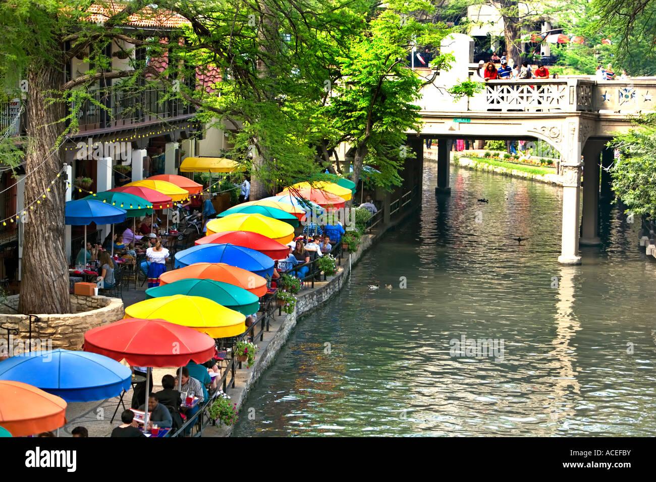 Restaurants On San Antoino River Walk