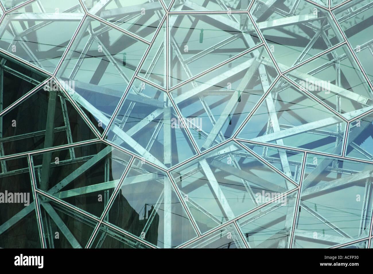 Modern Architecture Melbourne modern architecture federation square melbourne victoria australia