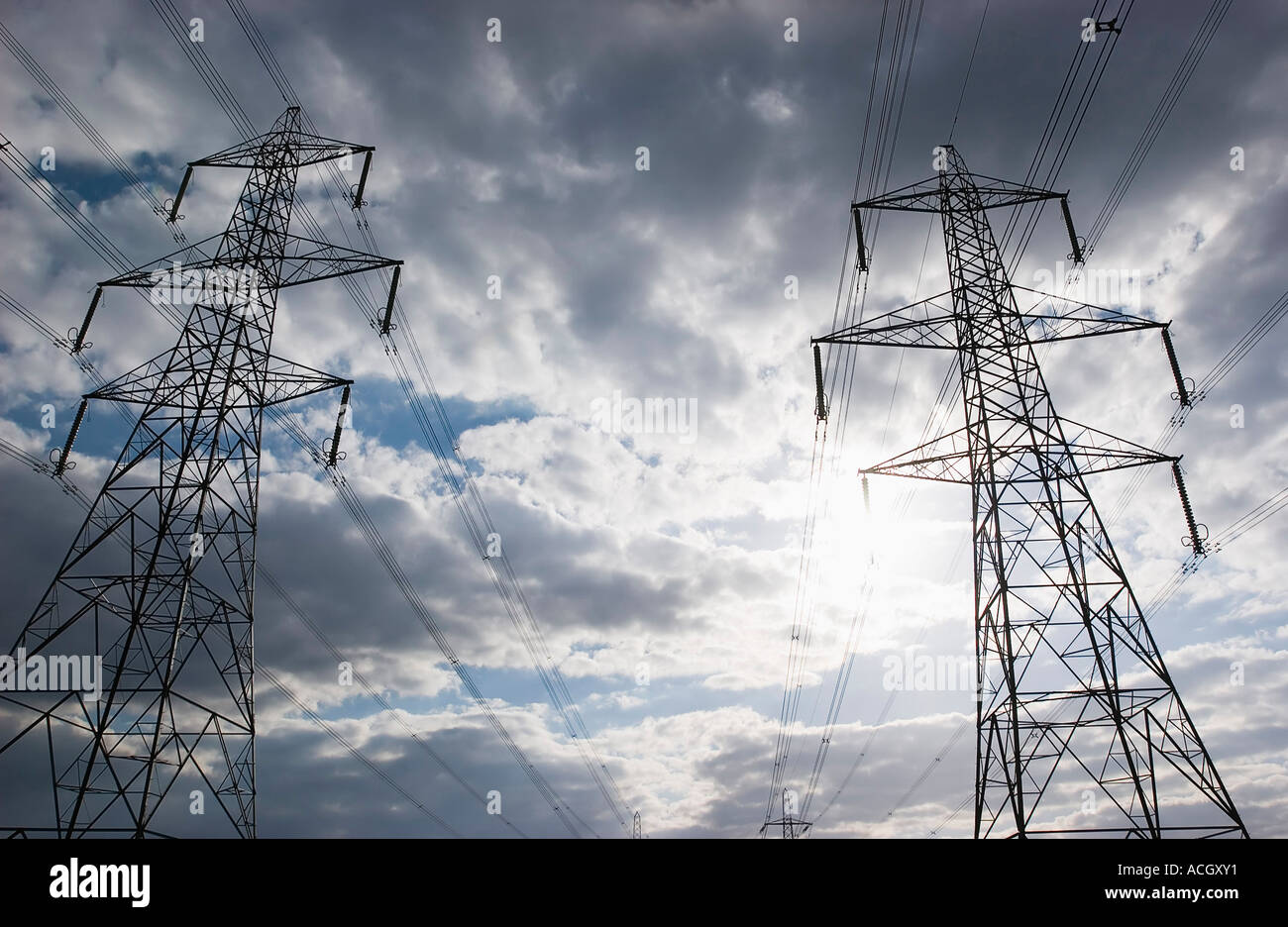 Electricity National Grid Electrical