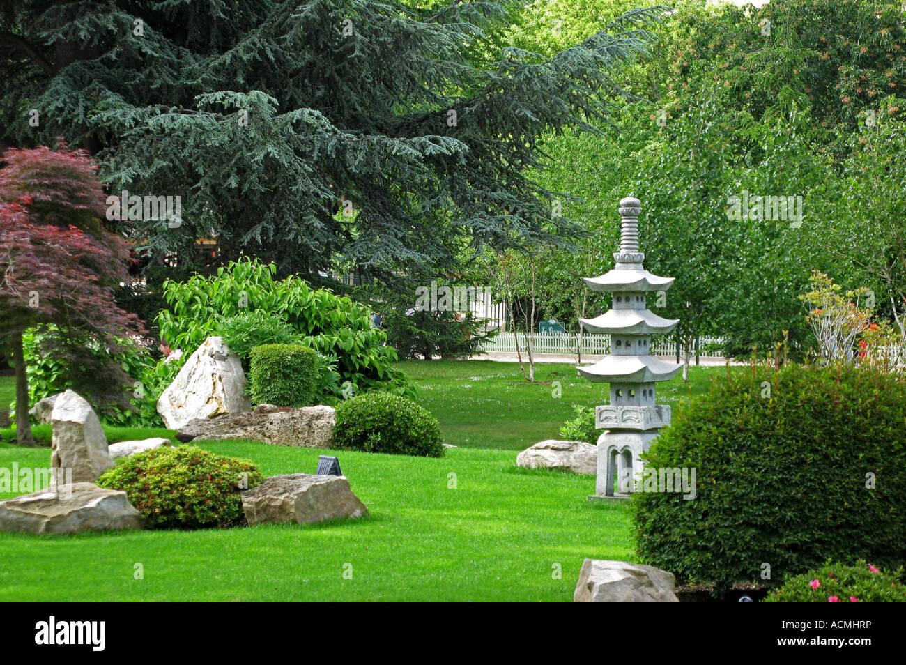 Le jardin d acclimatation paris france bois de boulogne for Bois de boulogne jardin d acclimatation