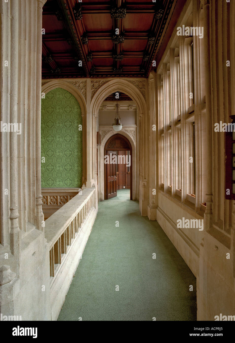 Refurbished Offices At The Palace Of Westminster The