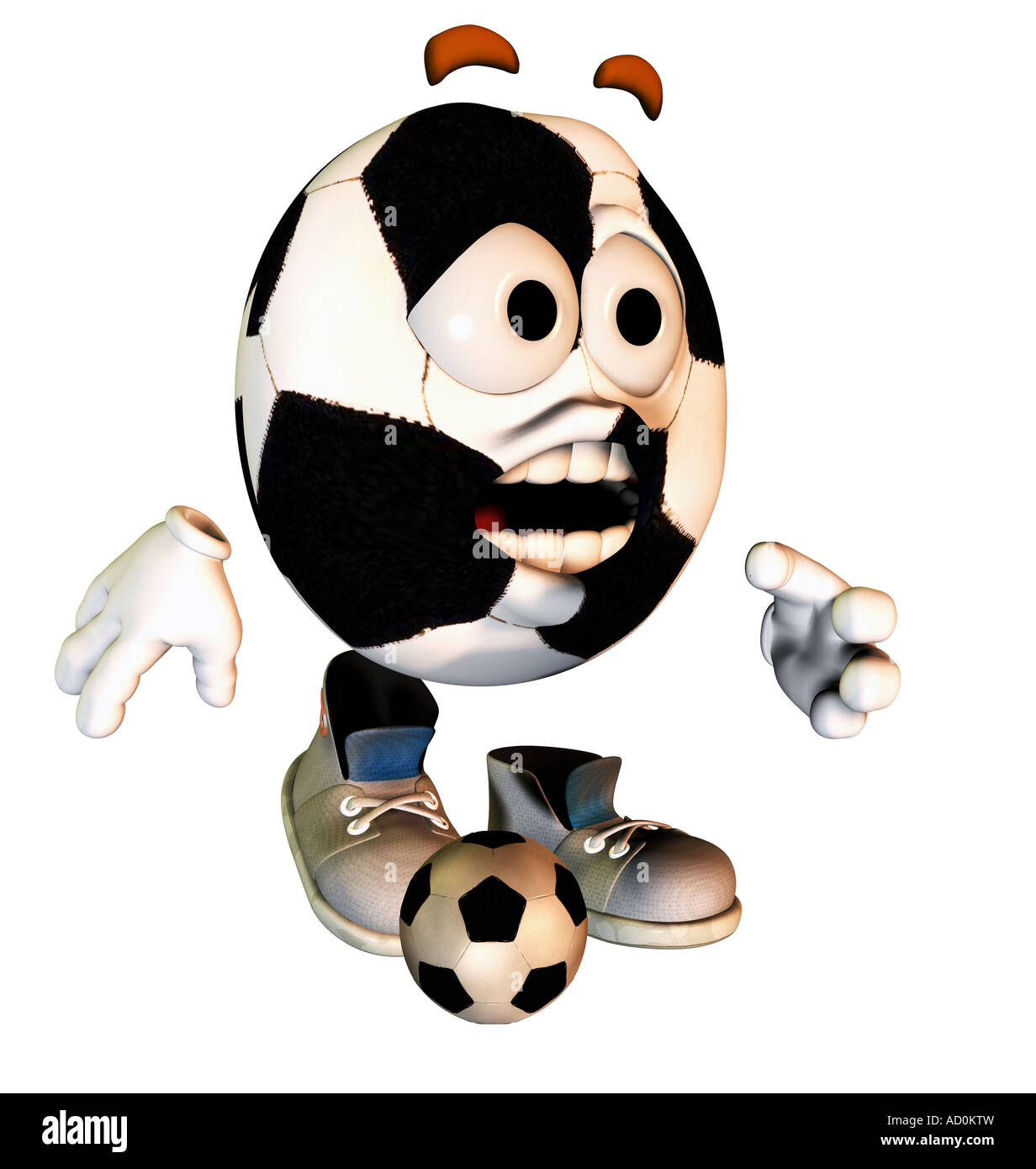 Football with face and emotions in cartoon style as symbol symbol football with face and emotions in cartoon style as symbol symbol for soccer players soccer fans and scores buycottarizona