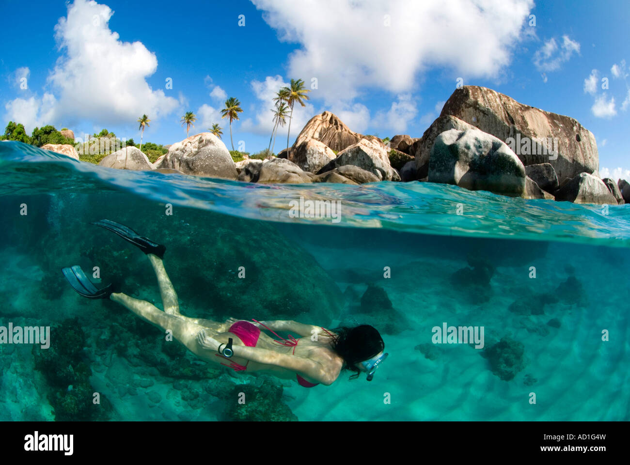 Partyverleih in Virgin Gorda Island