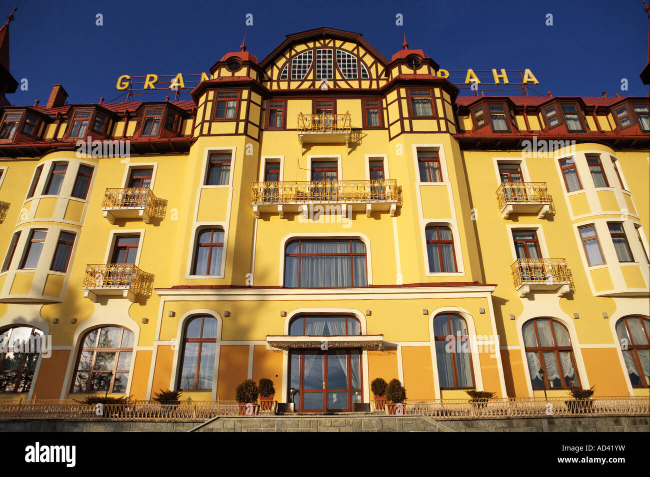 Grand Hotel Praha Tatry