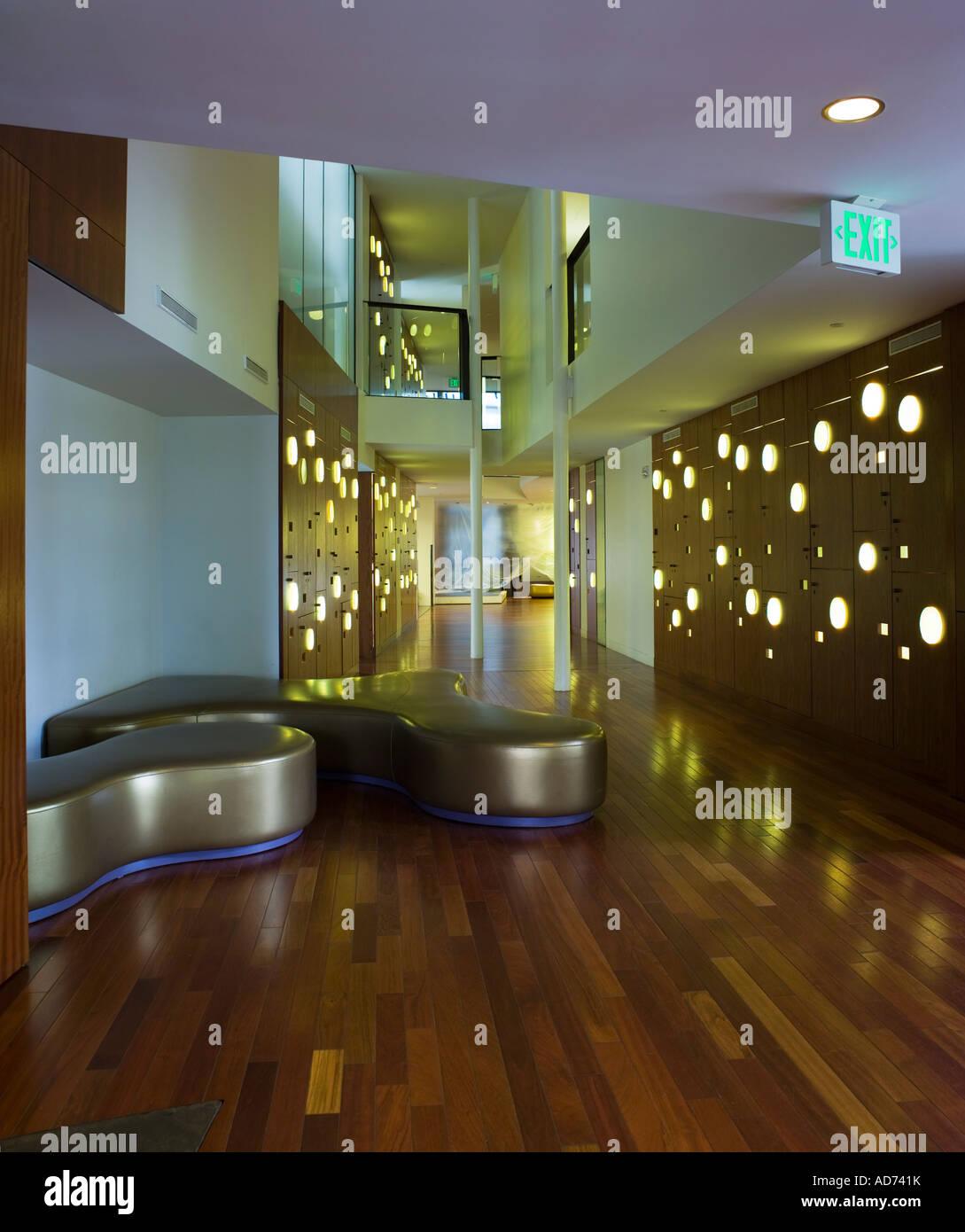 Lulu Chow Wang Campus Center Wellesley College Massachusetts USA