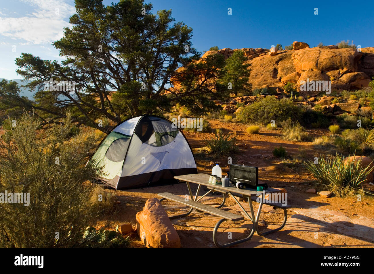 Tent c&ing in the high desert at the Toroweap C&ground Toroweap Grand Canyon National Park Arizona & Tent camping in the high desert at the Toroweap Campground ...