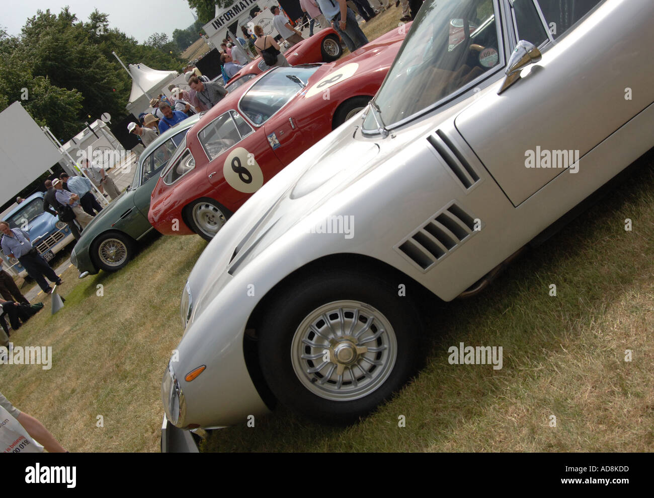 Rare Sports Cars At Goodwood Festival Of Speed Masserati - Sports cars 2005