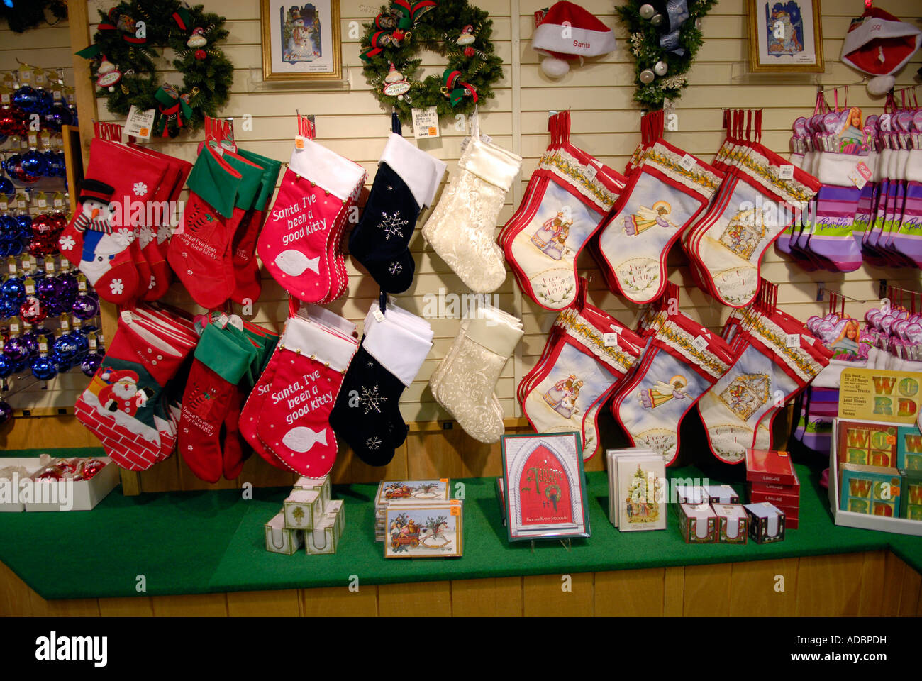 Bronners Christmas Wonderland in Historical Frankenmuth Michigan ...