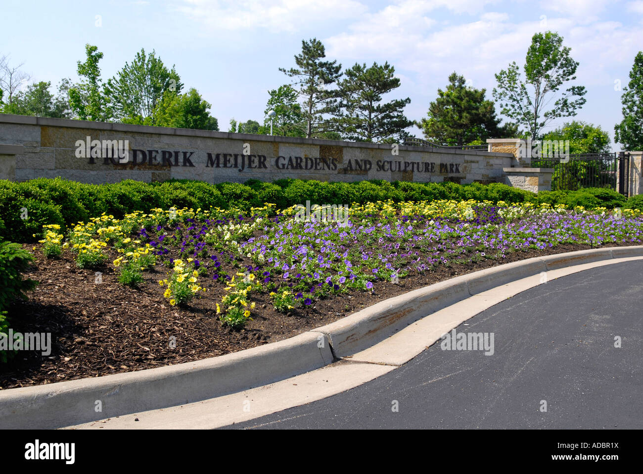 The frederik meijer gardens and sculpture park in grand Frederik meijer gardens