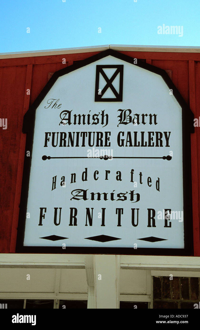 Old town spring texas usa amish barn store sign stock photo old town spring texas usa amish barn store sign biocorpaavc Images