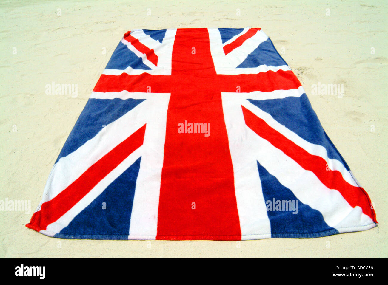 union flag great britain brits abroad union jack towel holiday