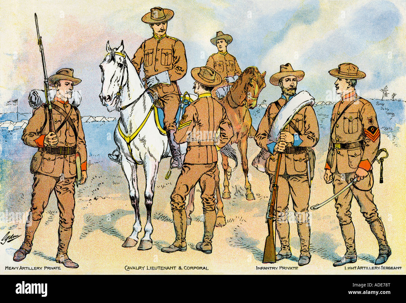 an analysis of the involvement of the united states in the spanish american war Place and structure for reflections and analysis civil war the united states became involved in in the spanish american war 5 what role did.