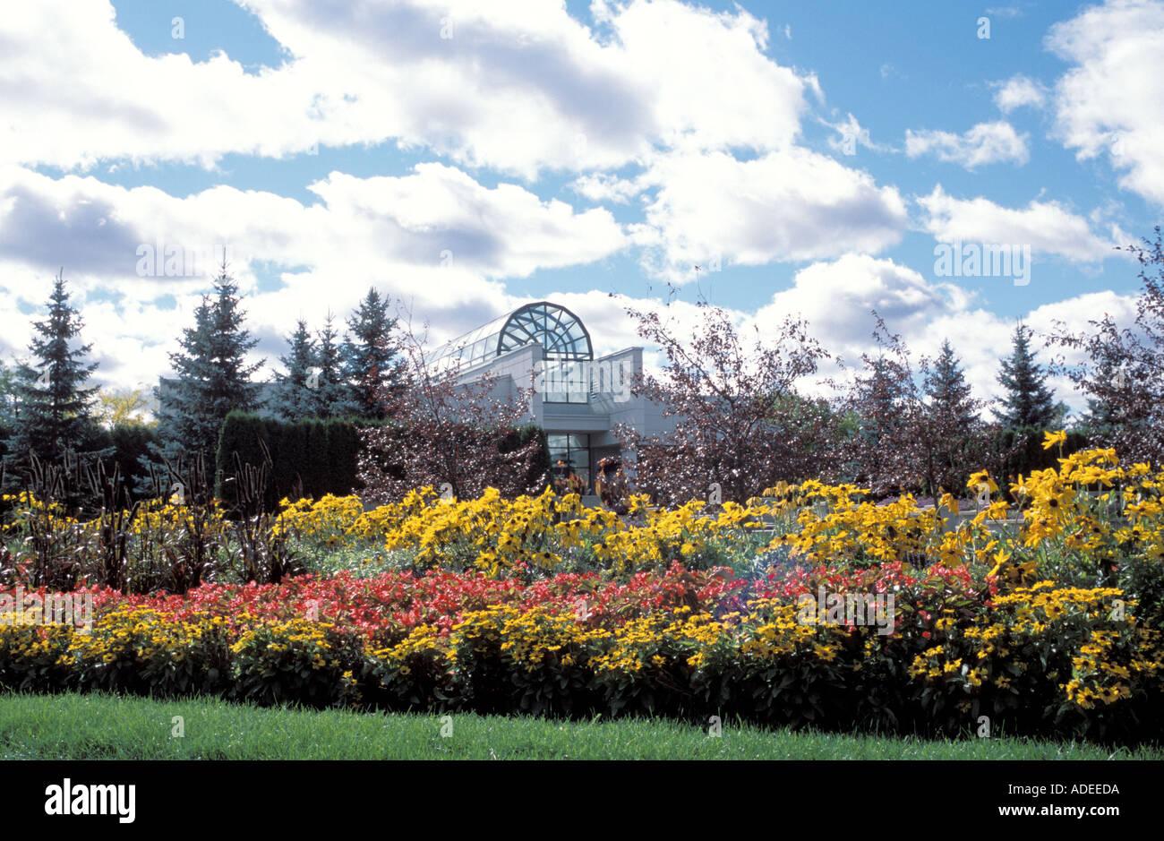 The new brunswick botanical garden les jardin de la for Piscine jardin de la republique
