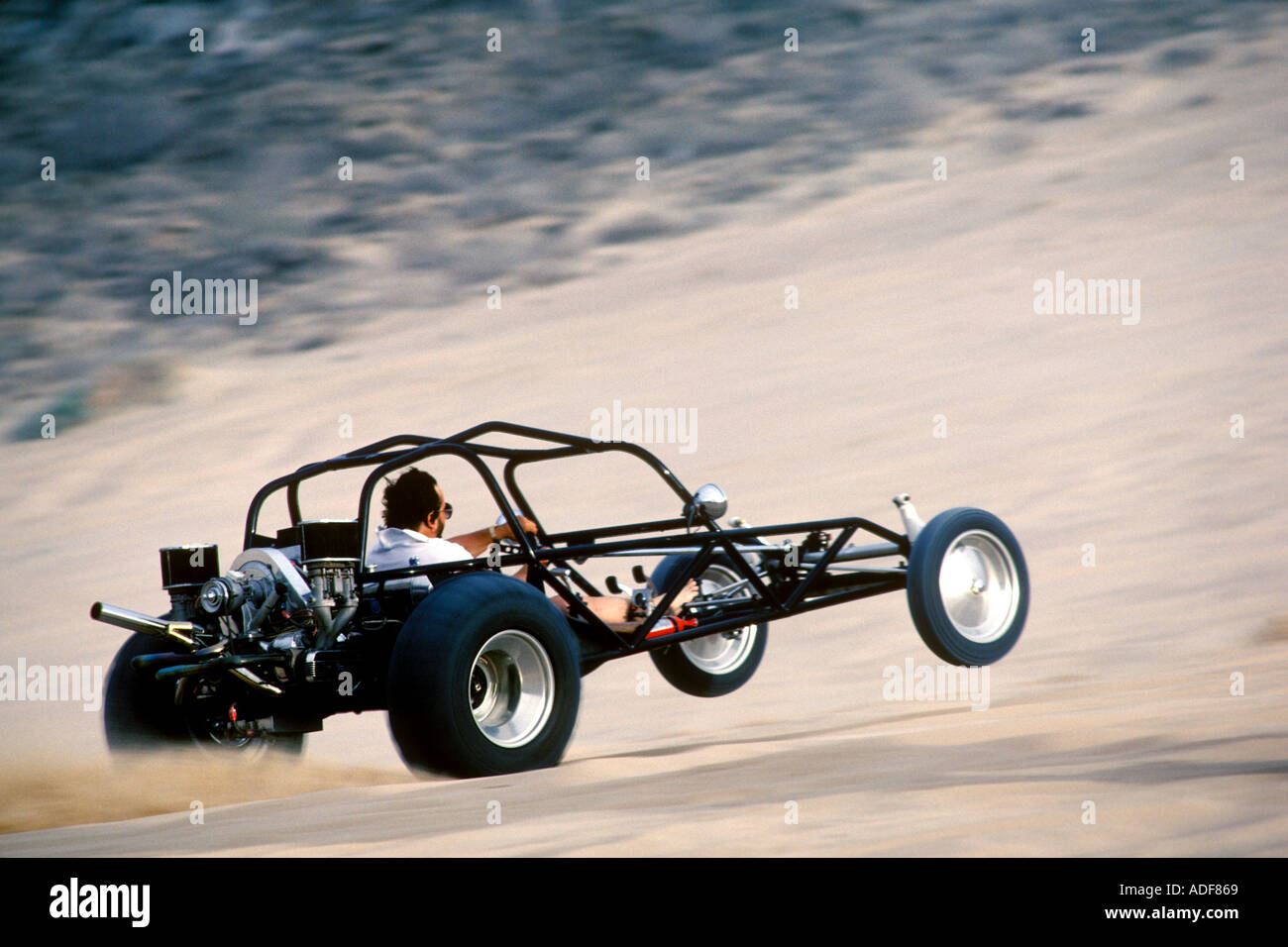 One seater dune buggy - Oquirrh mountain